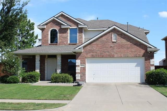 452 Willowlake Drive, Little Elm, TX 75068 (MLS #14353012) :: The Kimberly Davis Group