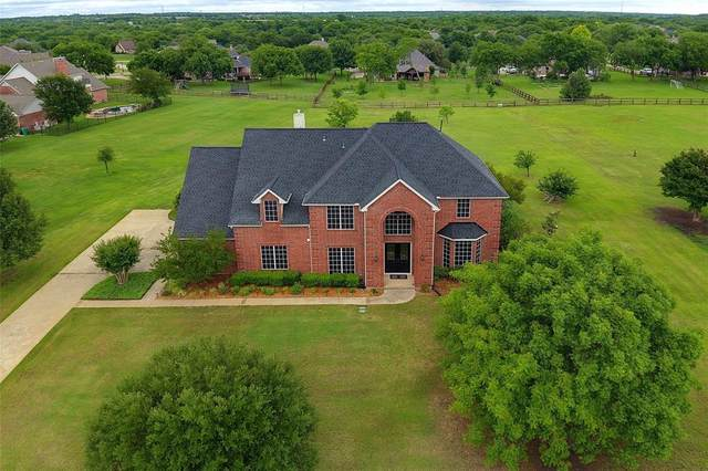 4601 Upper Glenwick Court, Denton, TX 76226 (MLS #14353015) :: Team Hodnett