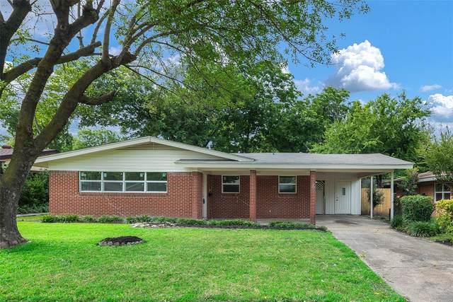 118 W Ridgewood Drive, Garland, TX 75041 (MLS #14353019) :: RE/MAX Landmark