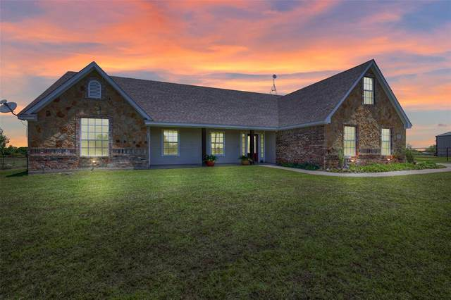 124 Caballos Lane, Springtown, TX 76082 (MLS #14353027) :: The Mauelshagen Group