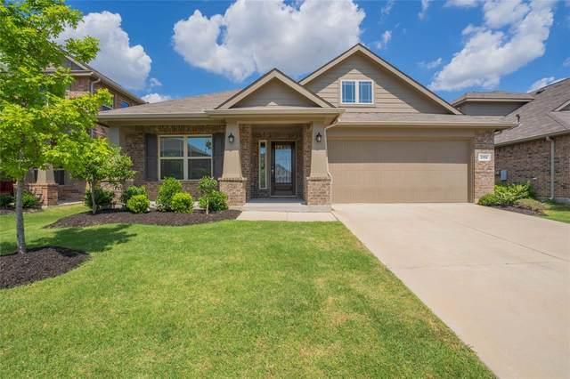 2312 Grant Park Way, Prosper, TX 75078 (MLS #14353028) :: Tenesha Lusk Realty Group