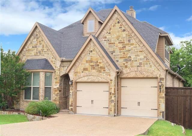 587 Tubbs Road, Rockwall, TX 75032 (MLS #14353029) :: RE/MAX Pinnacle Group REALTORS