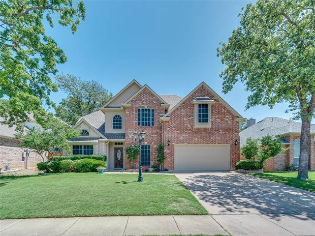 517 Laurelwood Road, Burleson, TX 76028 (MLS #14353034) :: All Cities USA Realty
