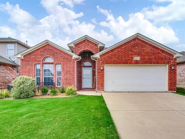 3821 Brandywine Lane, Fort Worth, TX 76244 (MLS #14353037) :: The Mauelshagen Group