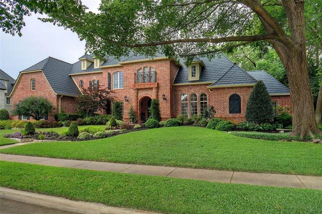 5602 Normandy Drive, Colleyville, TX 76034 (MLS #14353045) :: The Kimberly Davis Group