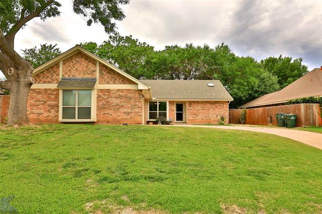 5234 Sherbrooke Lane, Abilene, TX 79606 (MLS #14353058) :: Frankie Arthur Real Estate