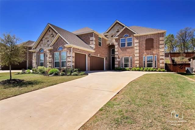 3121 Dawn Oaks Drive, Denton, TX 76208 (MLS #14353076) :: The Chad Smith Team