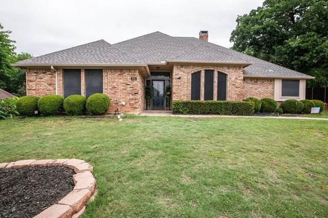 816 Smokerise Circle, Denton, TX 76205 (MLS #14353081) :: Team Hodnett
