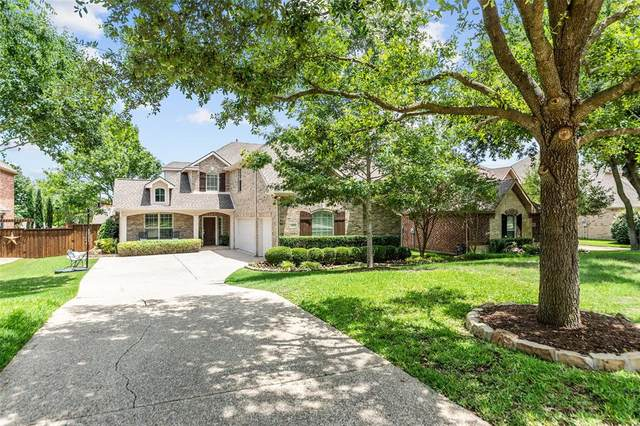 2009 White Oak Road, Mckinney, TX 75072 (MLS #14353092) :: All Cities USA Realty