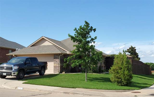 1261 Newcastle Drive, Weatherford, TX 76086 (MLS #14353095) :: Potts Realty Group