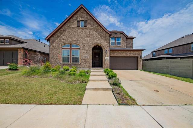 1408 11th Street, Argyle, TX 76226 (MLS #14353097) :: The Mauelshagen Group