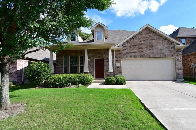 5109 Fringetree Drive, Mckinney, TX 75071 (MLS #14353111) :: Real Estate By Design