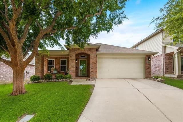13260 Ridgepointe Road, Fort Worth, TX 76244 (MLS #14353118) :: The Mauelshagen Group