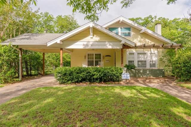 610 Forrest Avenue, Cleburne, TX 76033 (MLS #14353120) :: Team Hodnett