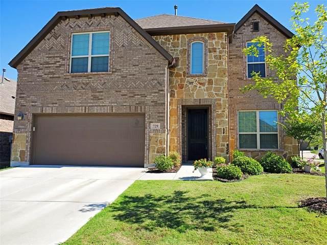 729 Lake Pleasant Road, Little Elm, TX 75068 (MLS #14353122) :: Post Oak Realty