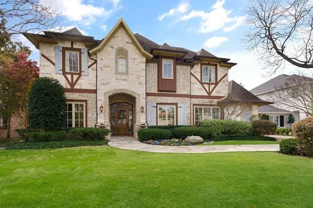 6610 Aberdeen Avenue, Dallas, TX 75230 (MLS #14353133) :: Robbins Real Estate Group