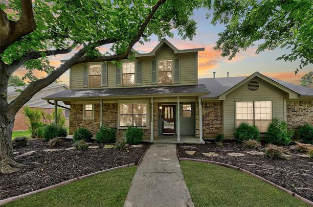 1814 College Parkway, Lewisville, TX 75077 (MLS #14353134) :: The Good Home Team