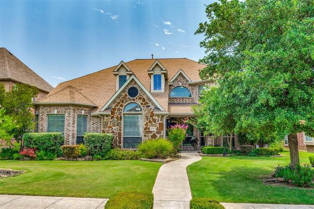 647 Mineral Point Drive, Frisco, TX 75033 (MLS #14353135) :: Tenesha Lusk Realty Group