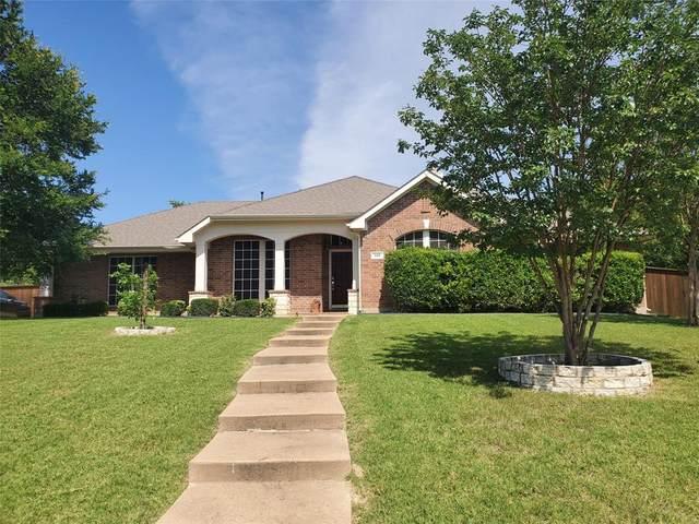 140 Wooded Creek Drive, Red Oak, TX 75154 (MLS #14353137) :: The Rhodes Team