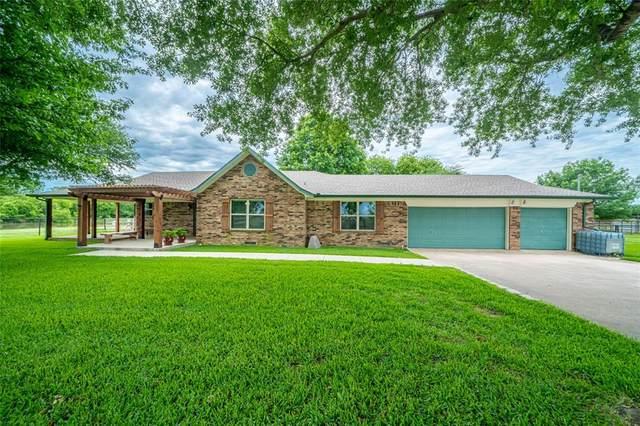 8205 Anne Avenue, Kaufman, TX 75142 (MLS #14353140) :: RE/MAX Pinnacle Group REALTORS