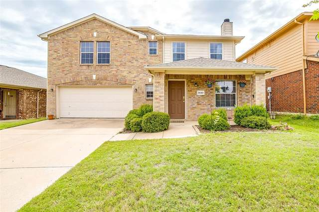 3840 Bandera Ranch Road, Fort Worth, TX 76262 (MLS #14353149) :: The Mauelshagen Group
