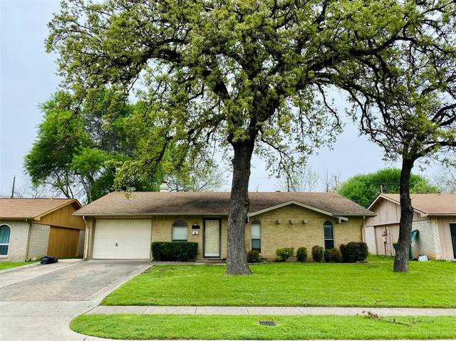 1019 Brownwood Drive, Lewisville, TX 75067 (MLS #14353154) :: North Texas Team | RE/MAX Lifestyle Property