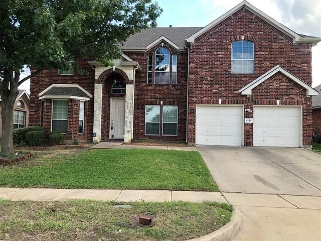 8218 Ithaca Drive, Arlington, TX 76002 (MLS #14353160) :: Team Hodnett