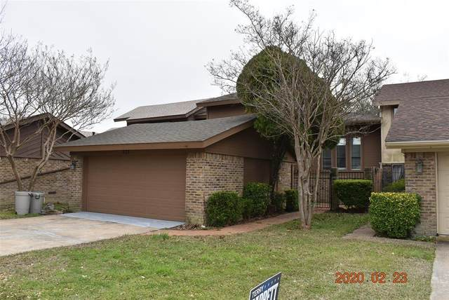 323 Columbia Drive, Rockwall, TX 75032 (MLS #14353161) :: RE/MAX Pinnacle Group REALTORS