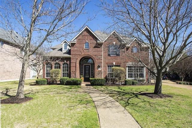 1504 Fawn Hollow Court, Allen, TX 75002 (MLS #14353171) :: Team Tiller