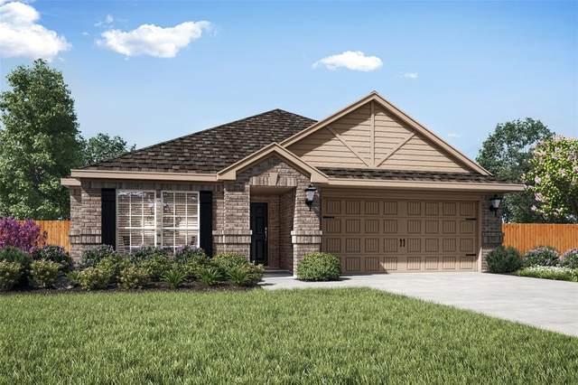 910 First Street, Sanger, TX 76266 (MLS #14353177) :: Post Oak Realty