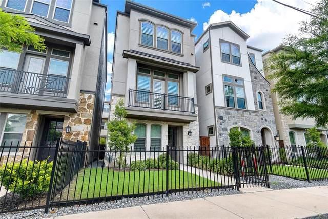 5374 Bowser Avenue, Dallas, TX 75209 (MLS #14353187) :: The Heyl Group at Keller Williams