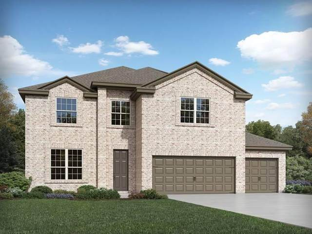 1704 Pleasant Knoll Trail, Aubrey, TX 76227 (MLS #14353206) :: Real Estate By Design