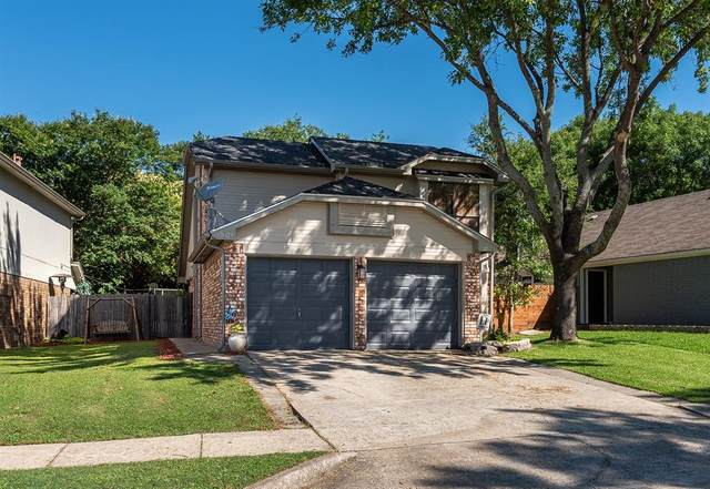 1021 Garden Trail, Mesquite, TX 75149 (MLS #14353215) :: All Cities USA Realty