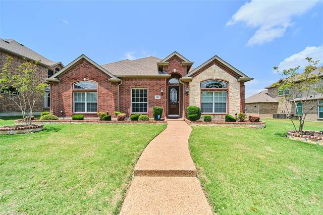 505 Olympia Street, Desoto, TX 75115 (MLS #14353239) :: The Mauelshagen Group