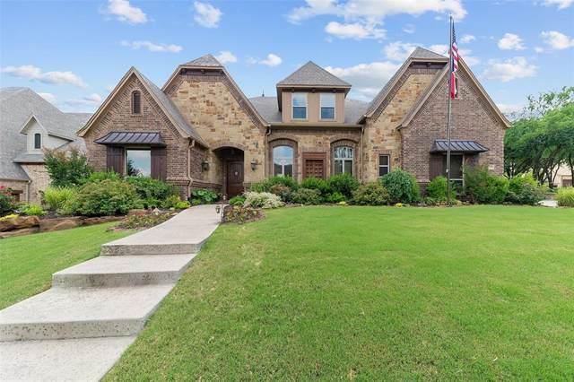 1317 Blue Ridge Road, Keller, TX 76248 (MLS #14353244) :: Team Hodnett