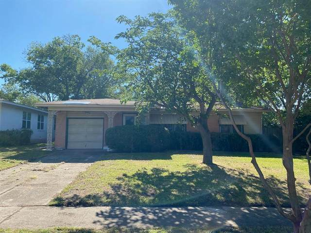 11712 Sunland Street, Dallas, TX 75218 (MLS #14353265) :: The Kimberly Davis Group