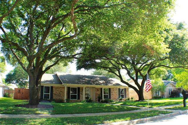 1812 Tulane Drive, Richardson, TX 75081 (MLS #14353285) :: Robbins Real Estate Group
