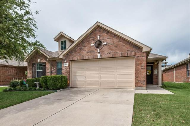 2848 Milby Oaks Drive, Fort Worth, TX 76244 (MLS #14353286) :: The Kimberly Davis Group