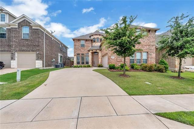 15240 Mallard Creek Street, Fort Worth, TX 76262 (MLS #14353290) :: The Kimberly Davis Group