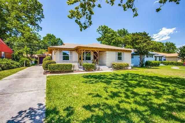2425 Materhorn Drive, Dallas, TX 75228 (MLS #14353295) :: Robbins Real Estate Group