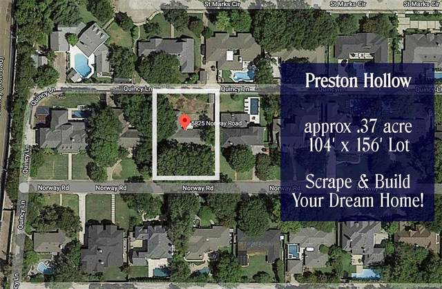 5825 Norway Road, Dallas, TX 75230 (MLS #14353311) :: Robbins Real Estate Group