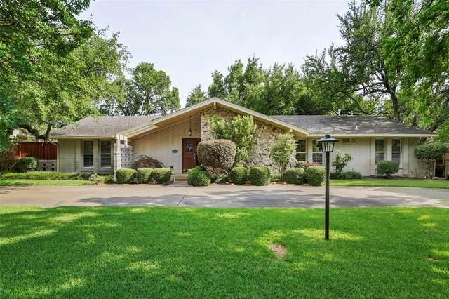 7018 Gateridge Drive, Dallas, TX 75254 (MLS #14353317) :: Hargrove Realty Group