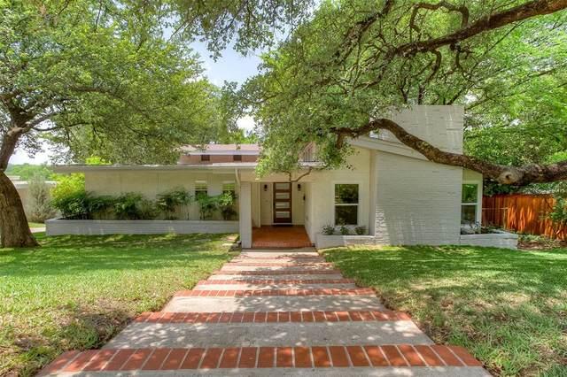 4908 Winthrop Avenue W, Fort Worth, TX 76116 (MLS #14353328) :: Tenesha Lusk Realty Group