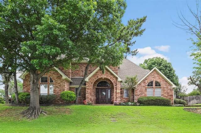77 Remington Drive W, Highland Village, TX 75077 (MLS #14353330) :: The Rhodes Team