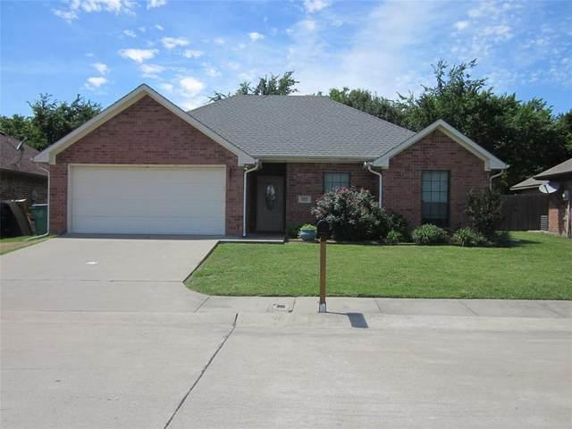 2107 Dixie Street, Caddo Mills, TX 75135 (MLS #14353333) :: Tenesha Lusk Realty Group