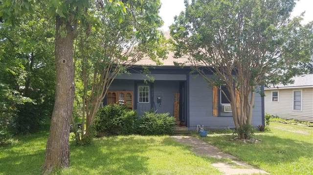 628 E South, Whitesboro, TX 76273 (MLS #14353334) :: The Hornburg Real Estate Group