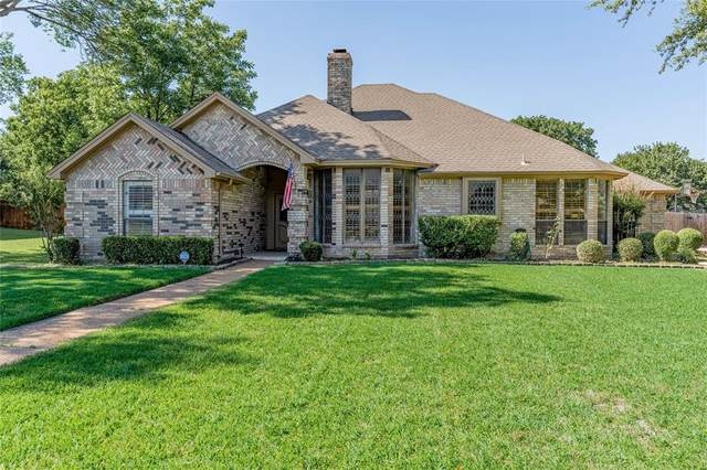 1503 Rosewood Drive, Keller, TX 76248 (MLS #14353337) :: The Mauelshagen Group