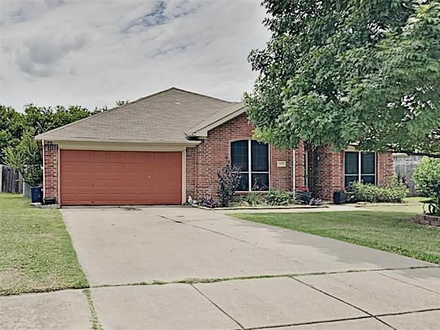 1141 Darren Drive, Burleson, TX 76028 (MLS #14353338) :: All Cities USA Realty