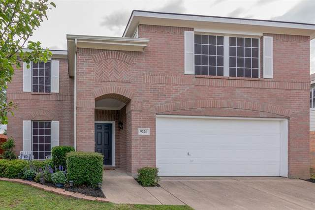 9220 Whistlewood Drive, Fort Worth, TX 76244 (MLS #14353342) :: The Rhodes Team