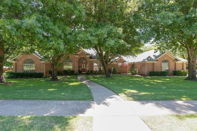 1225 Trail Ridge Drive, Keller, TX 76248 (MLS #14353345) :: Team Tiller